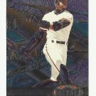 Barry Bonds 1997 Fleer Metal Universe Card #242 San Francisco Giants