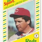 Tom Seaver 1982 Topps Squirt Exclusive Limited Edition Card #21 Cincinnati Reds