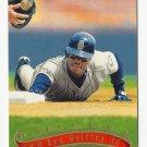 Ken Griffey Jr. 1997 Topps Stadium Club Single Card #50 Seattle Mariners