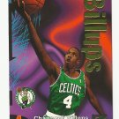 Chauncey Billups 1997-98 Skybox Z Force Rookie Card #179 Boston Celtics