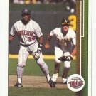 Kirby Puckett 1989 Upper Deck Single Card #376 Minnesota Twins