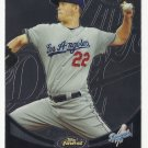 Clayton Kershaw 2010 Topps Finest Card #106 Los Angeles Dodgers
