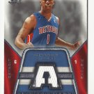 Chauncey Billups 2007 SP Game Used Edition Authentic Fabrics Jersey Card #AF-CH Detroit Pistons