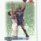 Michael Redd 2003 Fleer Focus Single Card #64 Milwaukee Bucks