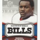 Marcell Dareus 2011 Topps Rising Rookies Rookie Card #123 Buffalo Bills