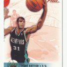 Shane Battier 2003 Fleer Focus Single Card #60 Memphis Grizzlies/Miami Heat