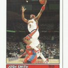 Josh Smith 2005 Bazooka Single Card #2 Atlanta Hawks