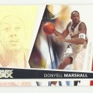 Donyell Marshall 2006 Topps Luxury Box Single Card #65 Cleveland Cavaliers