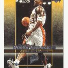 Jason Richardson 2004 Upper Deck Rookie Exclusives #43 Golden State Warriors/Orlando Magic