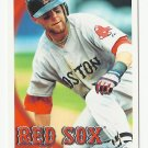Dustin Pedroia 2010 Topps Single Card #650A Boston Red Sox
