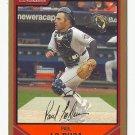 Paul Lo Duca 2007 Bowman Gold Single Card #62 New York Mets