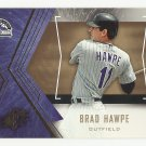 Brad Hawpe 2005 Upper Deck SPx Single Card #34 Colorado Rockies