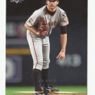 Barry Zito 2008 Upper Deck Team Checklist #762 San Francisco Giants