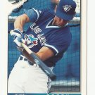 Shawn Green 1996 Score Single Card #24 Toronto Blue Jays