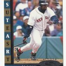 Mo Vaughn 1998 UD Collector's Choice Starquest Single #SQ22 Boston Red Sox