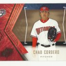 Chad Cordero 2005 SPx Single Card #14 Washington Nationals
