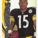Hines Ward 2007 Upper Deck Rookie Photo Flashbacks Card #RPS-22 Pittsburgh Steelers
