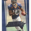 Brandon Marshall 2006 Upper Deck Star Rookies Rookie Card #246 Denver Broncos/Chicago Bears