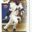 Mo Vaughn 2003 Leaf Single Card #207 New York Mets