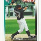 Miguel Cabrera 2005 Topps Total Team Checklist #11 Miami Marlins/Detroit Tigers