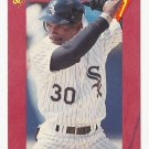 Tim Raines 1991 Classic Card #T9 Chicago White Sox