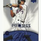 Jose Reyes 2004 Upper Deck Diamond Pro Sigs Collection #57 New York Mets/Toronto Blue Jays