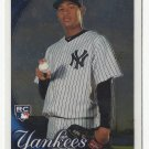Ivan Nova 2010 Topps Chrome Rookie Card #214 New York Yankees