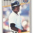 Lou Whitaker 1989 Fleer Card #151 Detoit Tigers
