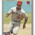 Garret Anderson 2004 Topps Total Card #550 Los Angeles/Anaheim Angels