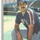 Keith Hernandez 1989 Fleer Card #37 New York Mets