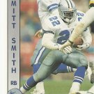 Emmitt Smith 1992 Pacific Card #68 Dallas Cowboys