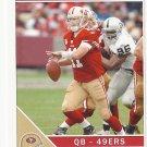 Alex Smith 2011 Score Card #246 San Francisco 49ers/Kansas City Chiefs
