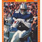 Michael Irvin 1989 Pro Set Rookie Card #89 Dallas Cowboys