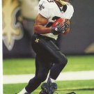 Pierre Thomas 2010 Topps Prime Card #101 New Orleans Saints