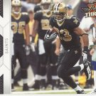 Pierre Thomas 2010 Panini Threads Card #94 New Orleans Saints