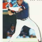 Jose Canseco 1995 Score Summit Edition Bat Speed Card #185 Boston Red Sox/Oakland Athletics