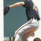Mike Mussina 1995 Score Summit Edition Card #102 Baltimore Orioles/New York Yankees
