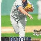 Jonathan Broxton 2006 Upper Deck Rookie Card #980 Los Angeles Dodgers/Cincinnati Reds
