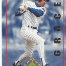 Mark Grace 1994 Pinnacle The Run Creators Card #RC34 Chicago Cubs