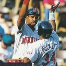 Dave Winfield 1994 Pinnacle Card #332 Minnesota Twins
