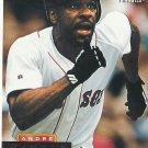 Andre Dawson 1994 Pinnacle Card #320 Boston Red Sox