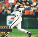Matt Williams 1994 Pinnacle Card #298 San Francisco Giants