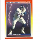 Ottis Anderson 1990 Score Ground Force Insert #562 New York Giants