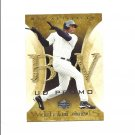 Bernie Williams 2005 UD MLB Artifacts Promo Card #12 New York Yankees