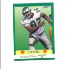 Reggie White 1991 Fleer Hitters Card #397 Philadelphia Eagles/Green Bay Packers