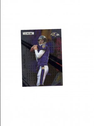 Joe Flacco 2010 Panini Rookies and Stars Longevity #157 (028/249) Baltimore Ravens