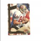 Brent Jones 1991 Action Packed Card #244 San Francisco 49ers