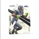 Deion Branch 2010 Panini Rookies and Stars Card #129 Seattle Seahawks/New England Patriots