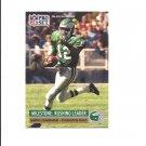 Randall Cunningham 1991 Pro Set Milestone:  Rushing Leader Card #24 Philadelphia Eagles