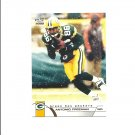 Antonio Freeman 2002 Pacific Card #163 Green Bay Packers